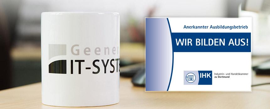 Geenen It-Systeme - Webdesign und Softwareentwicklung in Dortmund
